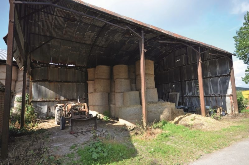 Farmyard Barn