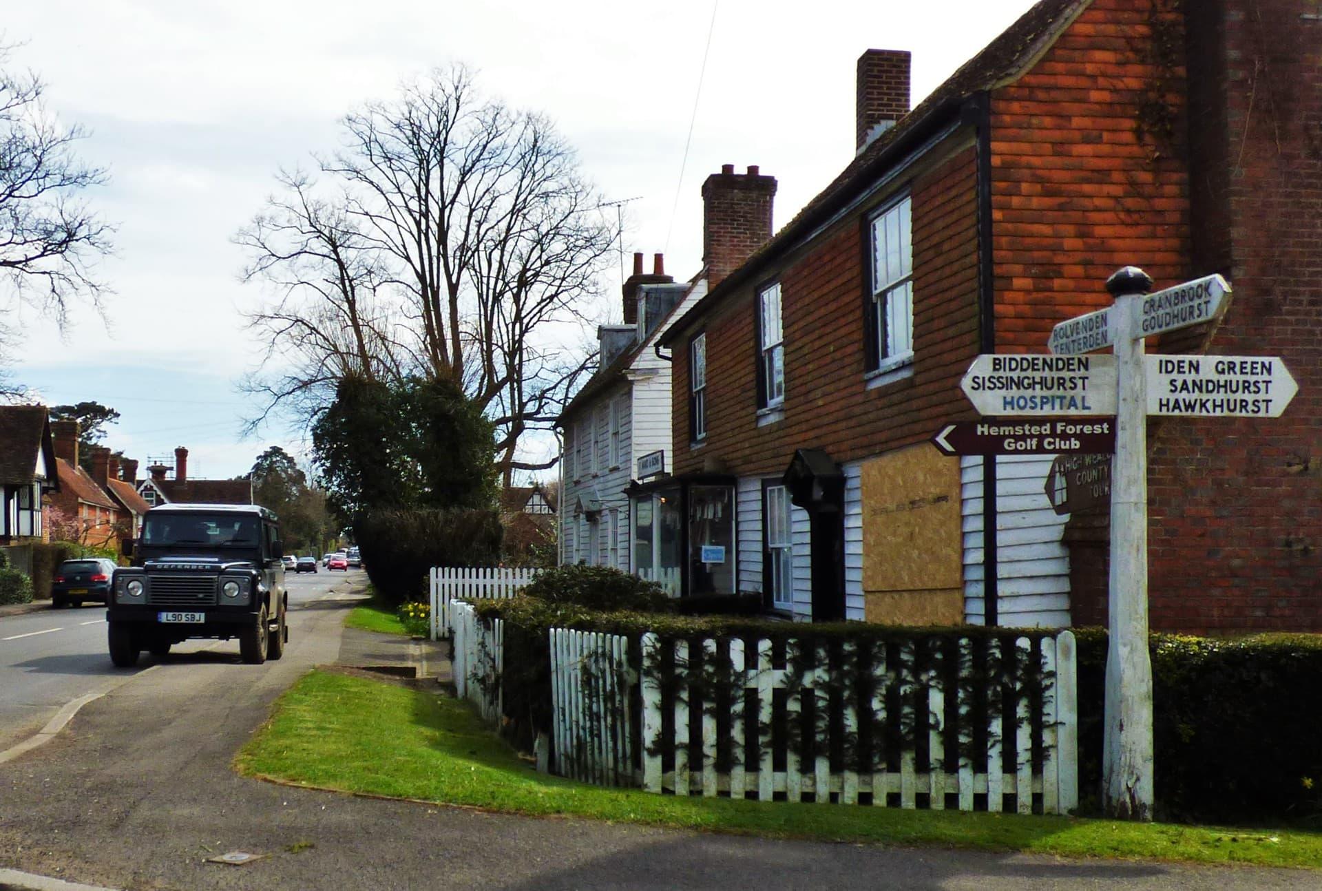 Hobbs Parker Property For Sale Tenterden
