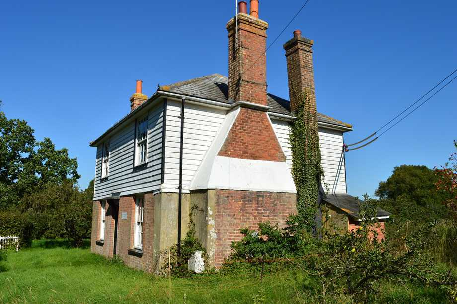 Kent and Sussex cottages