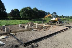 Foundations Otties Dairy Farm