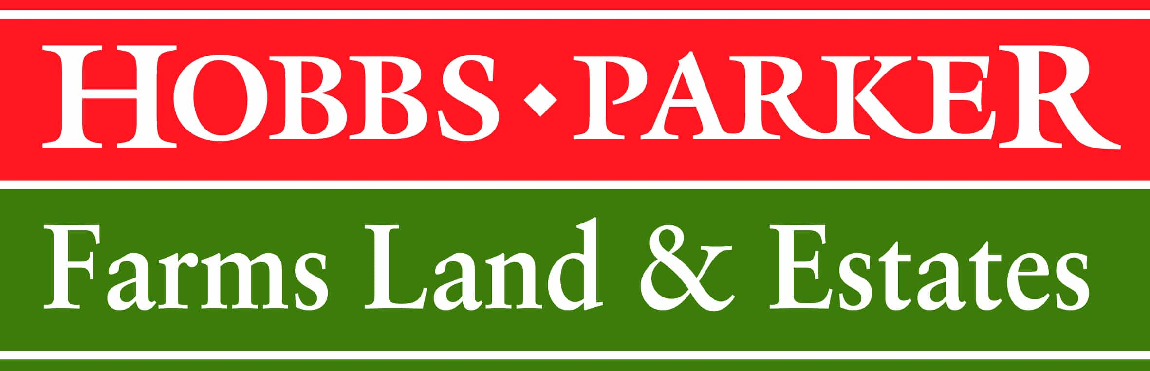 Hobbs Parker Farms and Land Logo
