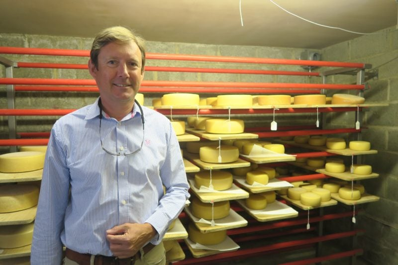 Planning permission for a dairy building for cheese and yoghurt making