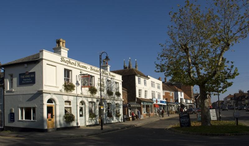 Tenterden High Street
