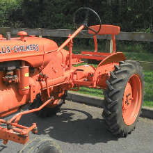 Hobbs Parker Vintage Tractor Auctions